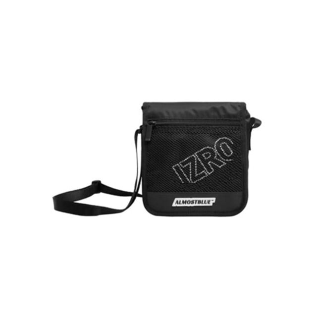 [IZRO] ALMOST BLUE x IZRO MINI BAG_BLACK