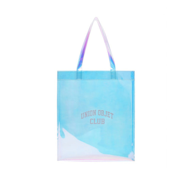 [UNIONOBJET] CLUB PVC ECOBAG HOLOGRAM