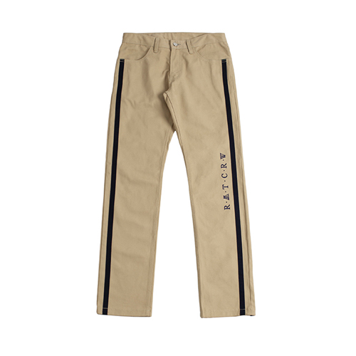 [ROMANTIC CROWN] RMTCRW COTTON PANTS BEIGE