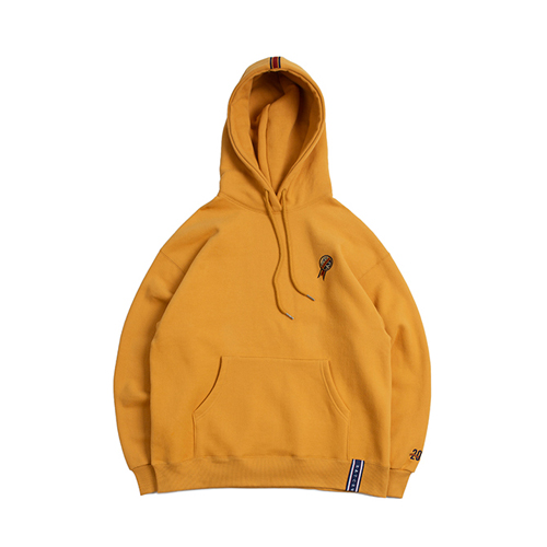 [ROMANTICCROWN] 24H HOODIE YELLOW