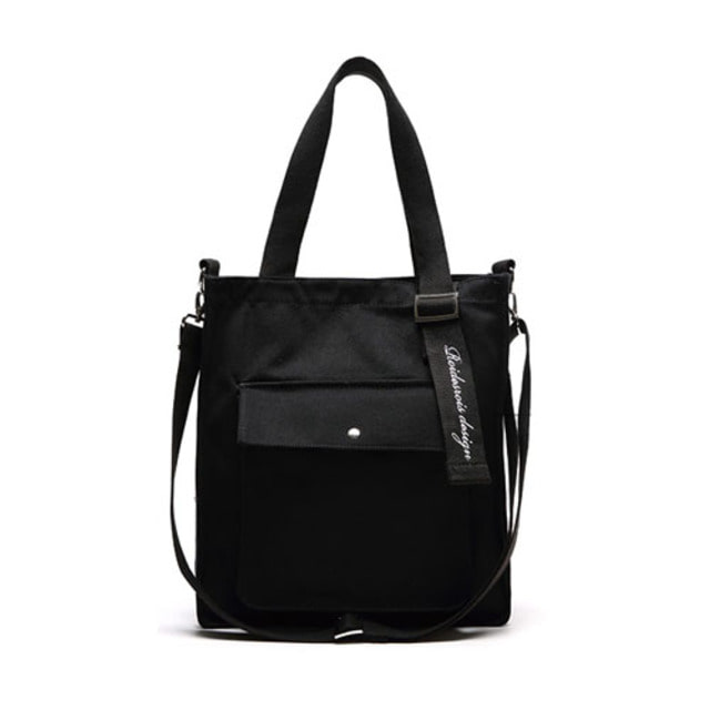 [ROIDESROIS] NEW AH CHOO SHOULDER BAG BLACK