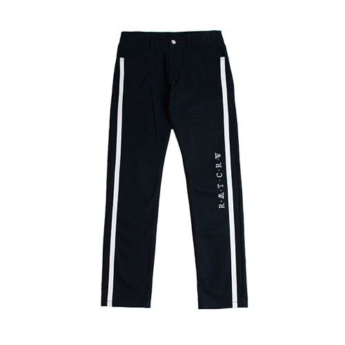 [ROMANTIC CROWN] RMTCRW COTTON PANTS NAVY