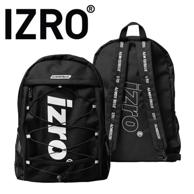 [IZRO] ALMOST BLUE x IZRO BACKPACK
