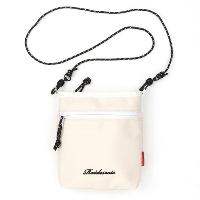 [ROIDESROIS] SUB MINI CROSS BAG WHITE