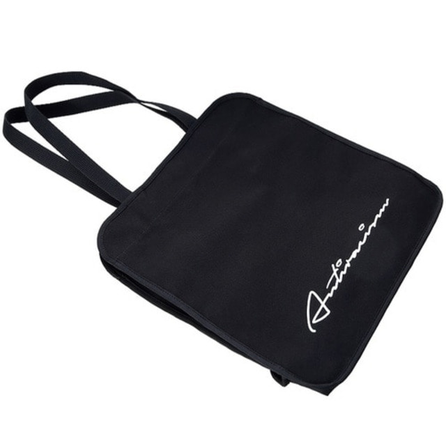 [JUSTO] ANTIRACISM ECOBAG BLACK