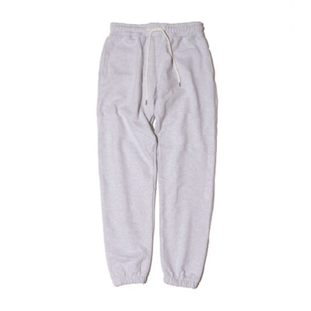 [JUSTO] ANTIRACISM SWEATPANTS GRAY