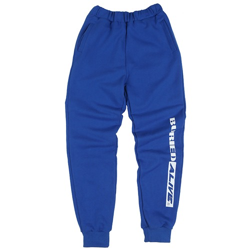 [BURIEDALIVE]BA M SWEATPANTS BLUE