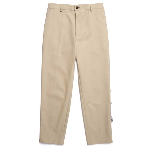 [UNIONOBJET] UNION CHINO PANTS BEIGE