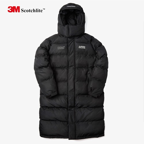 [IZRO] 3M SCOTCH LOGO COLLABO LONG PADDING_PENTAGON