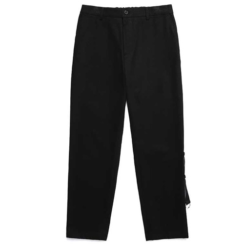 [UNIONOBJET] UNION CHINO PANTS BLACK