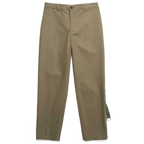 [UNIONOBJET] UNION CHINO PANTS KHAKI