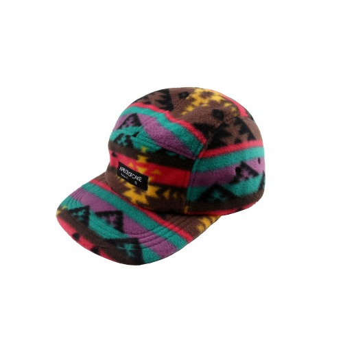 [APOC] FLEECE CAMP CAP MOUNTAIN
