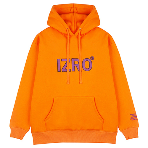 [IZRO] REFLECT HOODY ORANGE