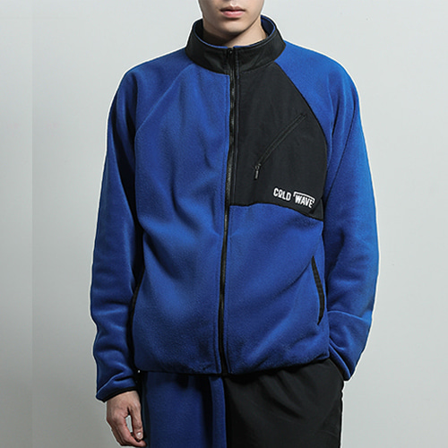 [JUSTO] JUSTO FLEECE JACKET BLUE