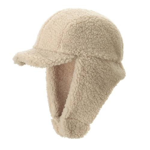 [RECLOW]RC Earmuffs Wool Cap 2color