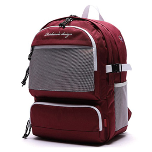 [ROIDESROIS] OMG BACKPACK BURGUNDY