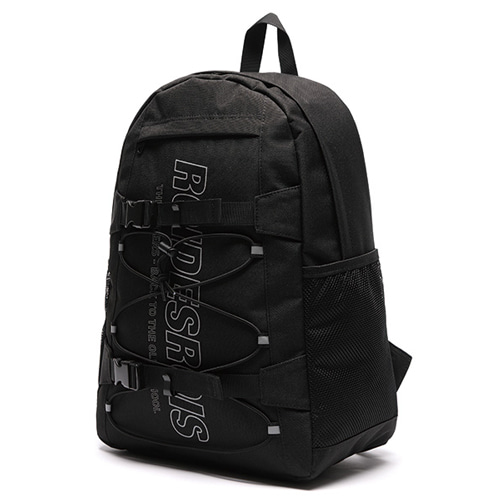 [ROIDESROIS] RDR MATRIX BACKPACK BLACK