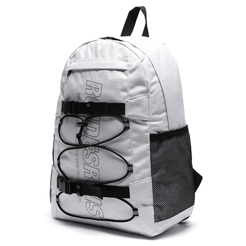 [ROIDESROIS] RDR MATRIX BACKPACK WHITE