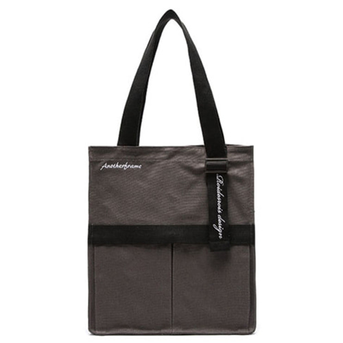 [ROIDESROIS] AH CHOO SHOULDER BAG DARK GRAY
