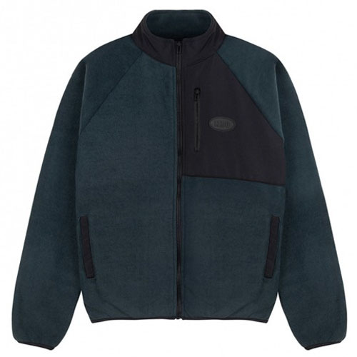 [IZRO] IZRO FLEECE ZIP UP GREEN