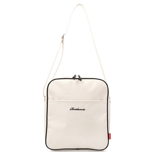 [ROIDESROIS] SUB AIR LINE CROSS BAG IVORY