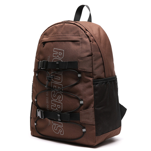 [ROIDESROIS] RDR MATRIX BACKPACK BROWN
