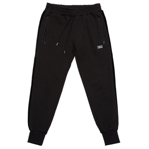 [JEUNESSE] VELOUR JOGGER PANTS BLACK