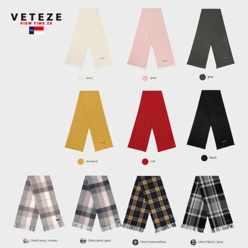 [VETEZE]Time Muffler 10color