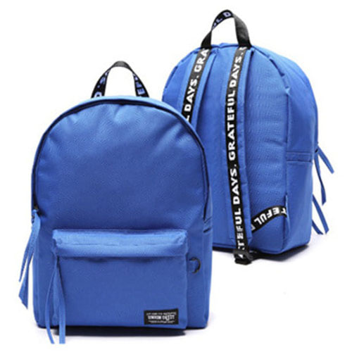 BASIC CANVASBAG BLUE