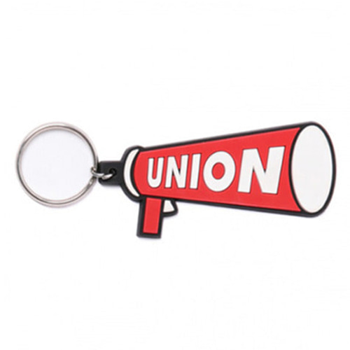 [UNIONOBJET] UNION MEGAFON KEY RING RED
