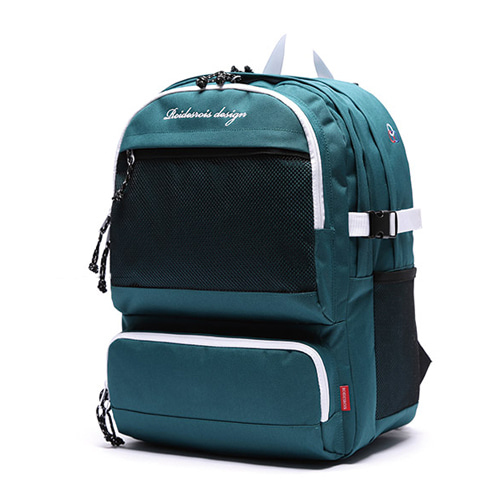 [ROIDESROIS] OMG BACKPACK GREEN