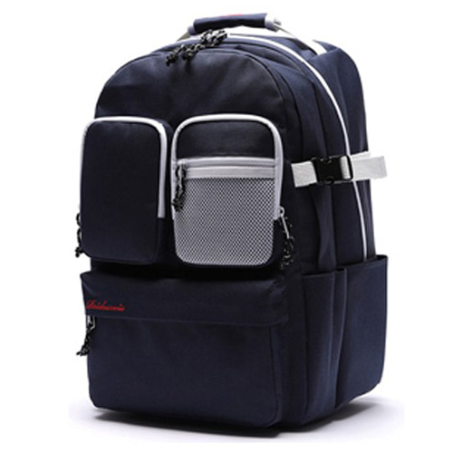 [ROIDESROIS] HUSH BACKPACK NAVY