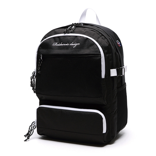 [ROIDESROIS] OMG BACKPACK BLACK