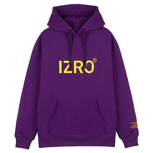 [IZRO] REFLECT HOODY PURPLE