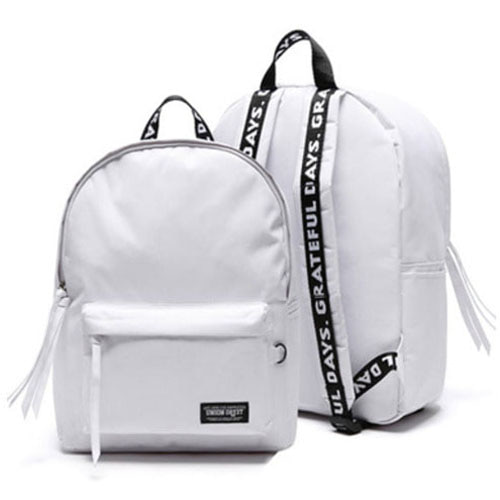 BASIC CANVASBAG WHITE