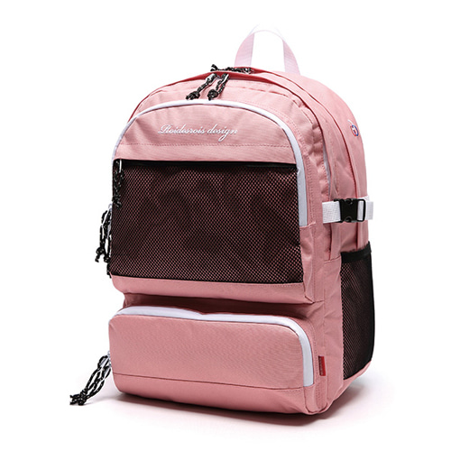 [ROIDESROIS] OMG BACKPACK PINK