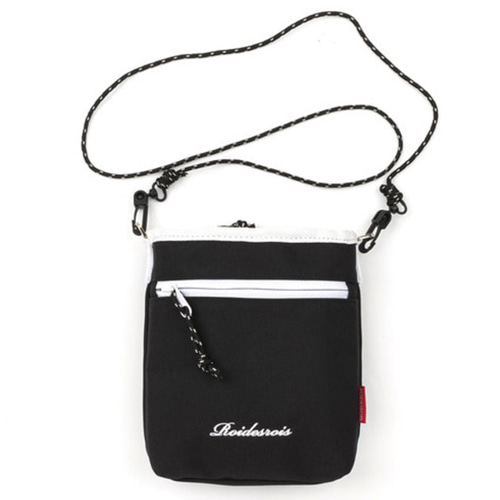 [ROIDESROIS] SUB MINI CROSS BAG BLACK