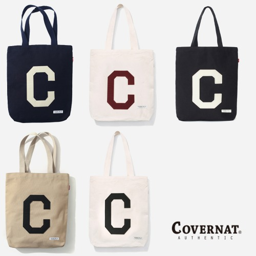 [COVERNAT]C LOGO ECO BAG