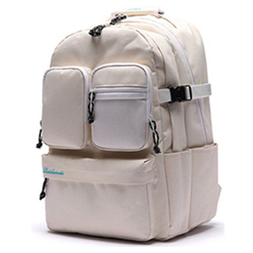 [ROIDESROIS] HUSH BACKPACK IVORY