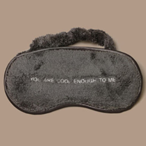 [COOLENOUGH]THE SLEEPING MASK_GRAY_BTS