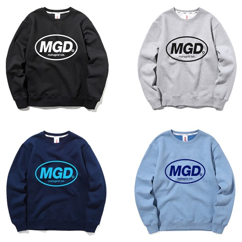 [MAHAGRID]MGD CREWNECK 4COLOR