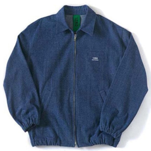 [IZRO] IZRO CASE POCKET JACKET - DENIM