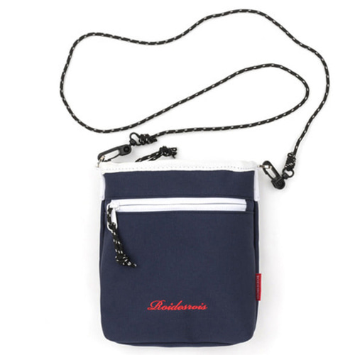 [ROIDESROIS] SUB MINI CROSS BAG NAVY