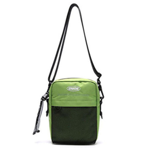 [UNIONOBJET]UNION SUPER CROSS BAG LIME