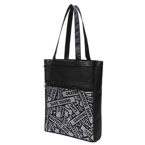 [UNION OBJET]PATTERN MESH ECO BAG