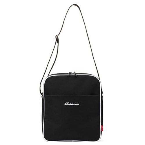 [ROIDESROIS] SUB AIR LINE CROSS BAG BLACK