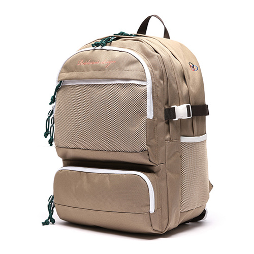 [ROIDESROIS] OMG BACKPACK SAND