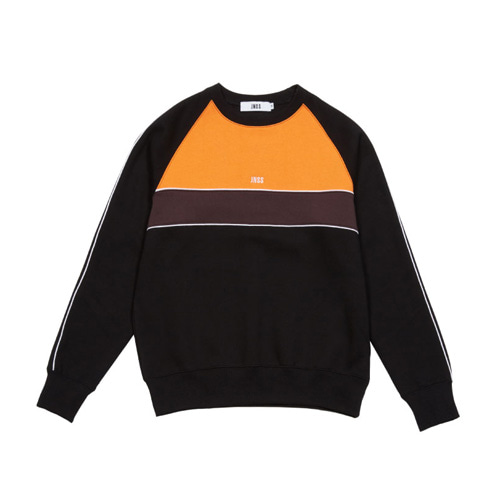 [JEUNESSE] OVERPIPING SWEATSHIRT ORANGE