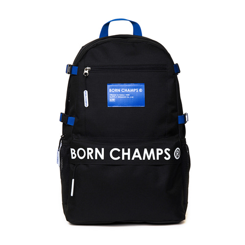 [BORN CHAMPS]BC TIME BACKPACK BLACK CERFMBG16BK