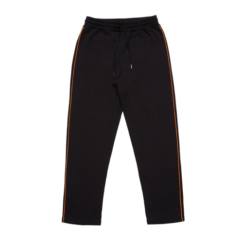 [JEUNESSE] OVERPIPING TRACK PANTS ORANGE